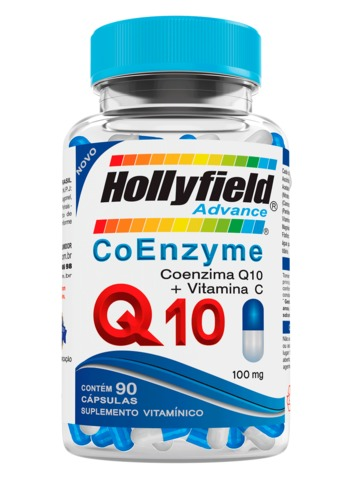 HOLLYFIELD Advance COENZIMA Q10 + Vitamina  C